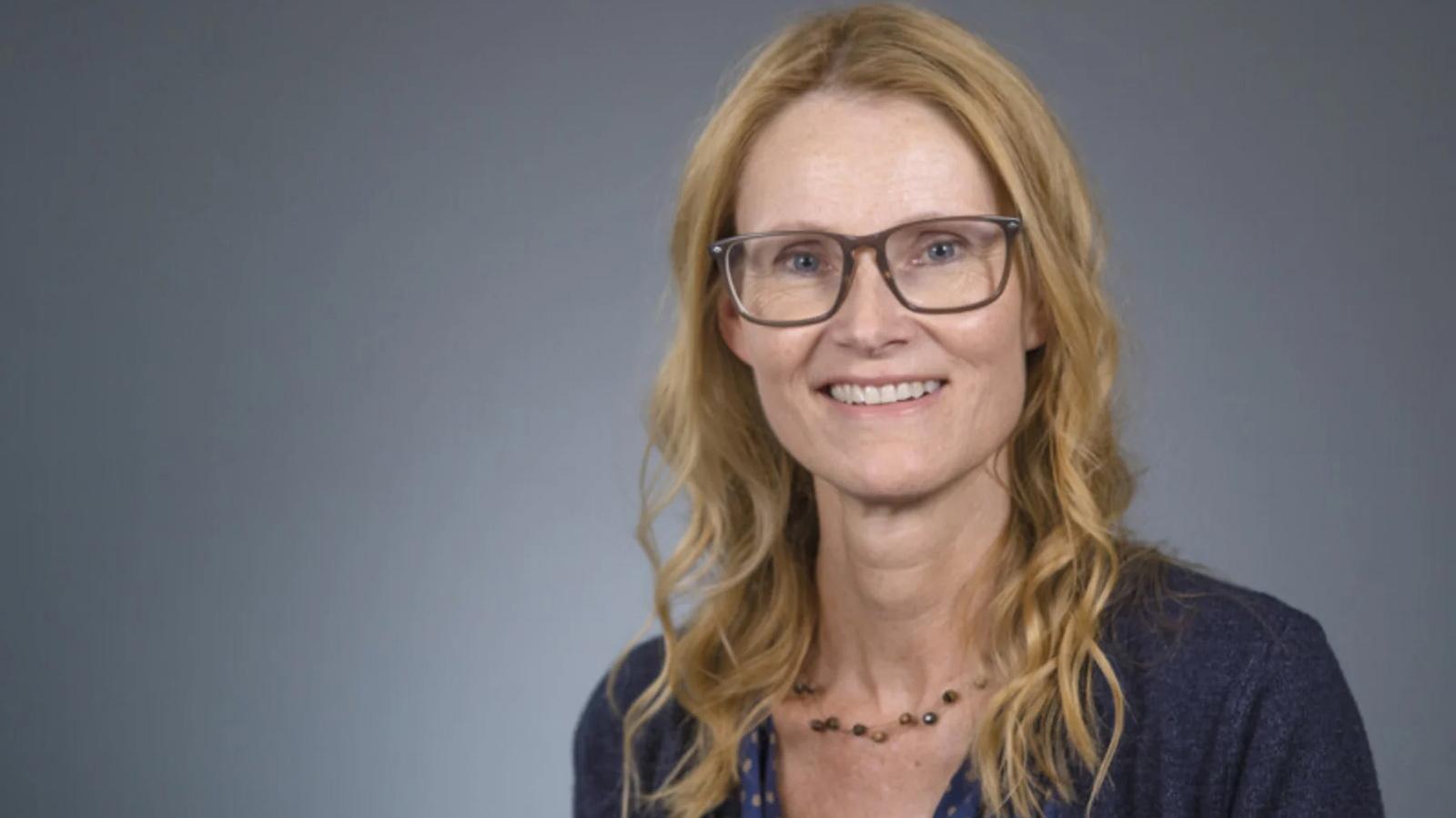 Professor Helena Lindgren, Umeå universitet, får anslag till forskning om AI och stress.