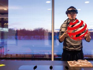 Bland vinnare från Designhögskolan i årets Red Dot-tävlingar återfinns projekt och produkter som handlar om bland annat montering av flygplan och allvarliga knäskador.