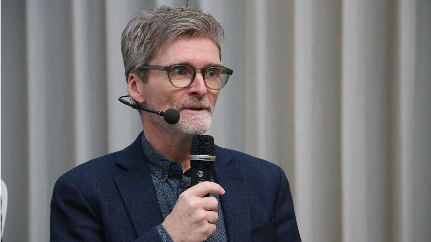 Erik Elmroth, prefekt, Datavetenskap, Umeå universitet.