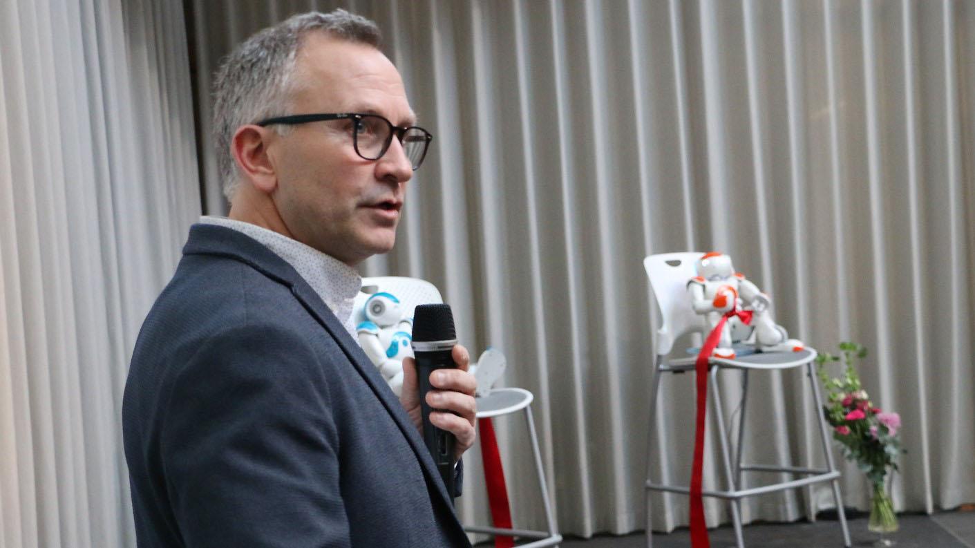 Peter Juneblad, näringslivschef, Umeå kommun.