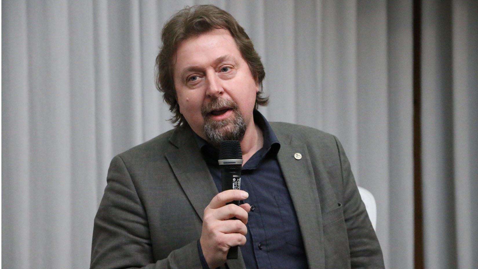 Göran Ståhl, dekan, Sveriges lantbruksuniversitet.