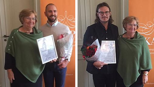 Skapa-priset 2019.