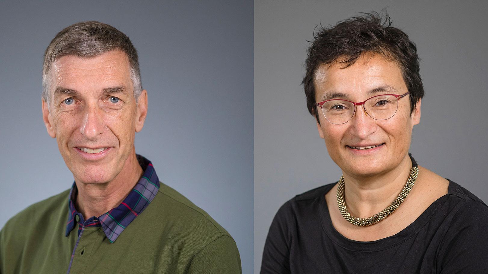 Frank Dignum och Virginia Dignum, professors vid Umeå universitet, får internationellt pris för bästa artikel.