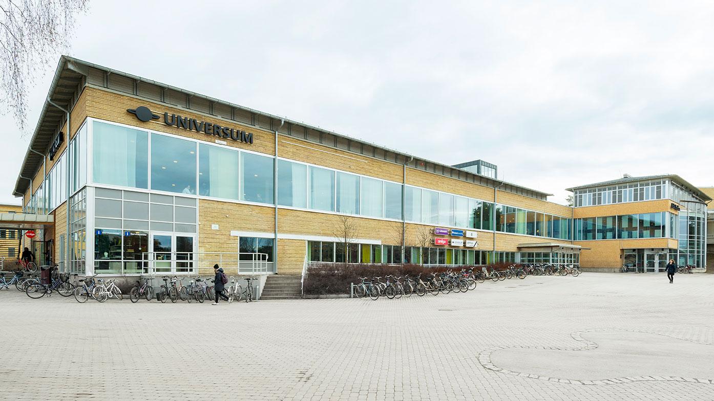 A Working Lab öppnar i Universum, mitt på campus i Umeå. Foto: Mikael Lundgren.