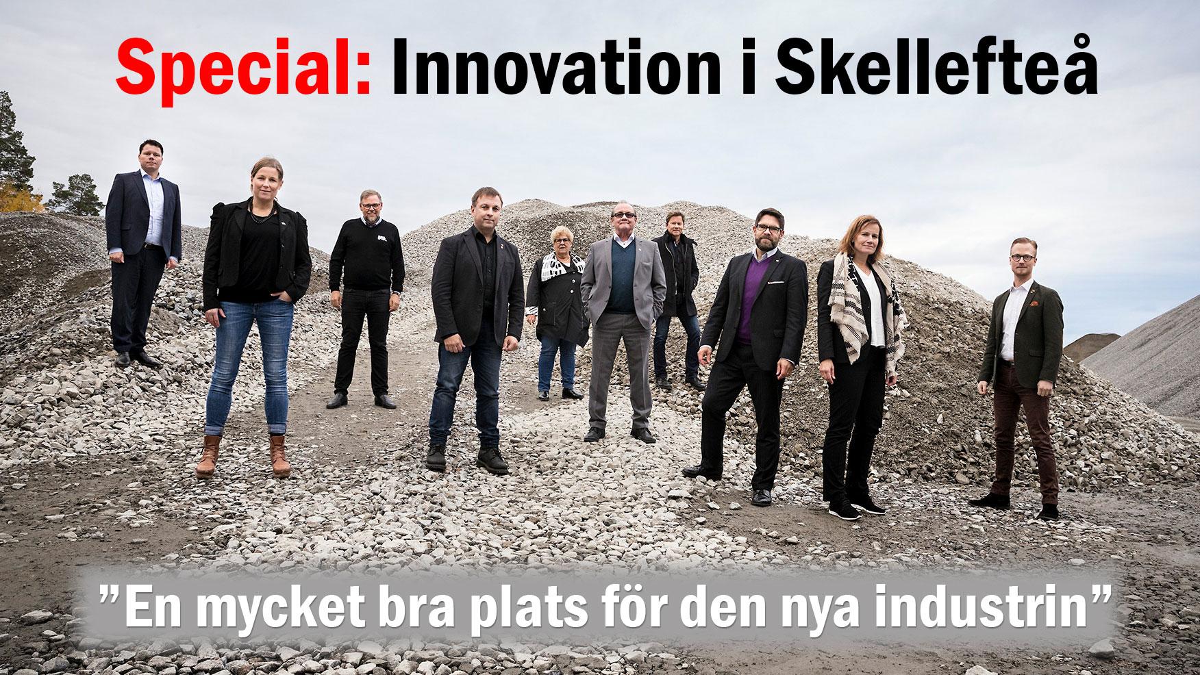 Innovation i Skellefteå