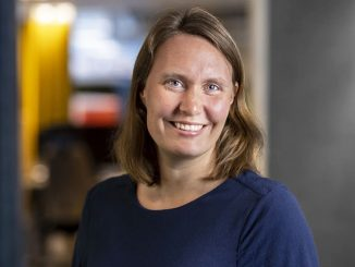 Anja Palm, ny näringslivschef i Skellefteå. Foto: Paulina Holmgren.