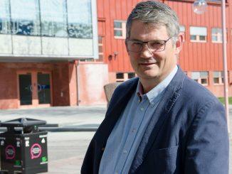 Jan-Olov Johansson, projektledare.