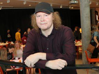 Matti Larsson, vd Zordix. Foto: Mikael Hansson.