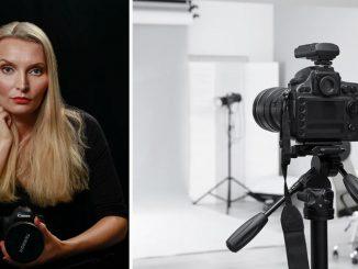 Nanny Ålander, vd och grundare av Perigon, vill med ny teknik för foto av produkter göra det enklare för konsumter i e-handel att få en uppfattning om varan. Ett mål är att minska antalet returer.