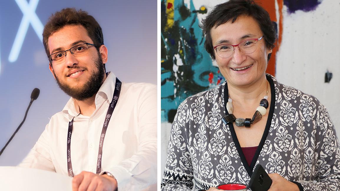 Forskarna Andreas Theodorou och Virginia Dignum, Umeå universitet, får 1,5 miljoner för att undersöka AI-system och hur de kan följa etiska och sociala värden.