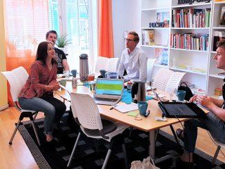 Workshop mellan Friends och startups i Umeå ska ge digital kunskapsbank mot mobbing.