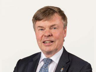 Björn O. Nilsson, Norrbottens landshövding, blir ny ordförande för Process IT Innovations.