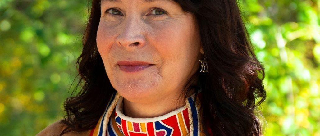 Bild på Kajsa Kuolok, doktorand vid etnologiska institutionen