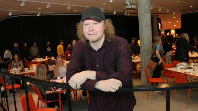 Matti Larsson, vd Zordix.