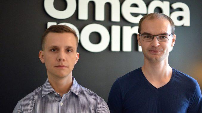 Nils Hedin och Emil Westin, trainees hos Omegapoint.