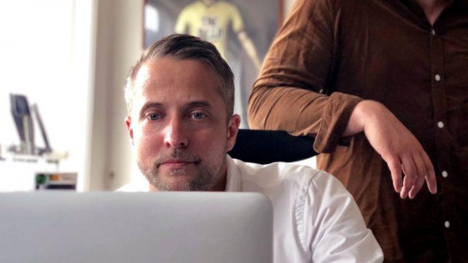 Stefan Sångberg, Sideline Labs.