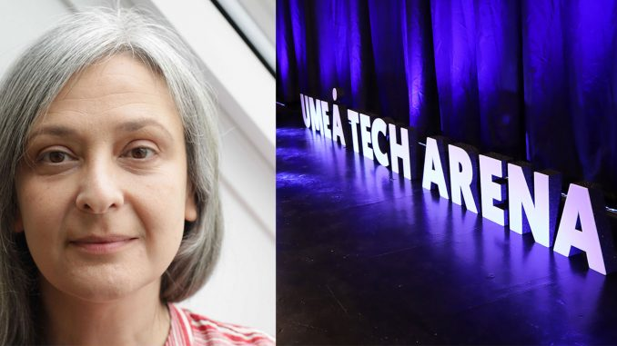 Lidia Oshlyansky är huvudtalare på Umeå Tech Arena den 25 november.