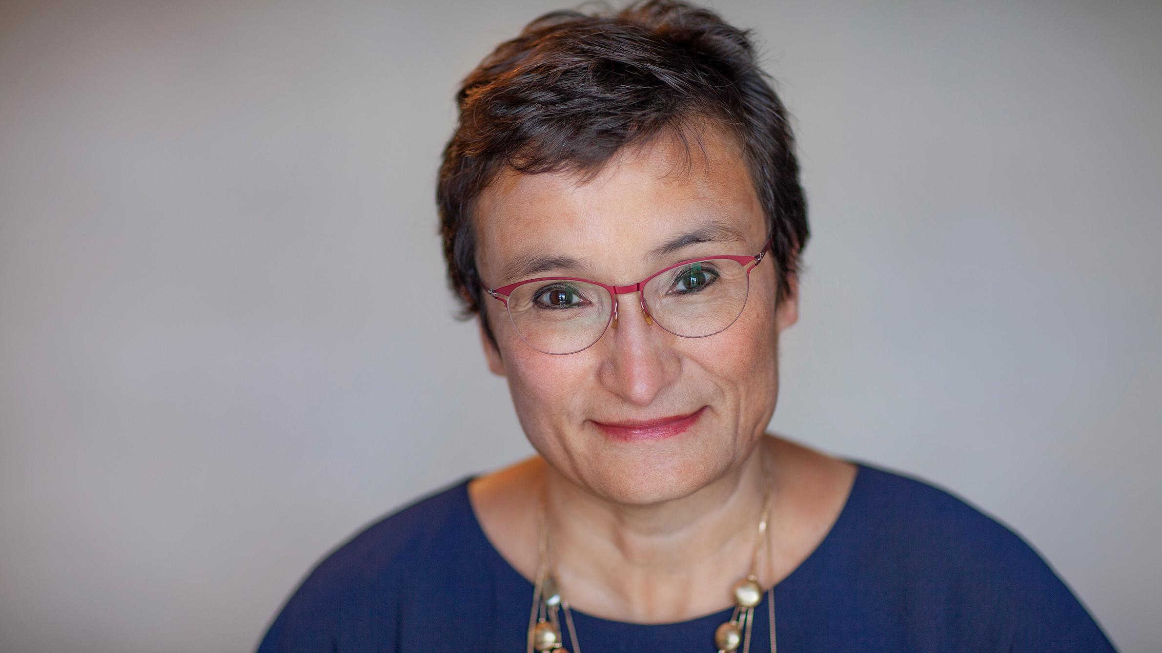 Virginia Dignum, professor Umeå universitet.