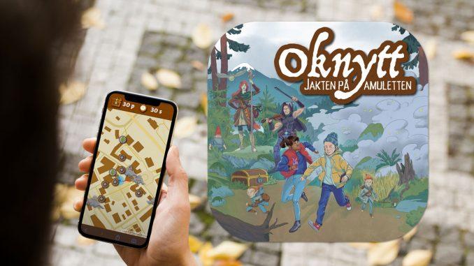 Oknytt - Jakten på amuletten