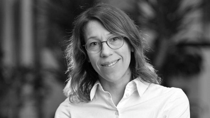 Johanna Björklund, forskare vid institutionen för datavetenskap