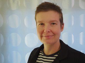 Bild på Mona Forsman, teamleder på företaget Adlede