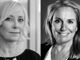 Therese Sinter och Jennifer Rebel