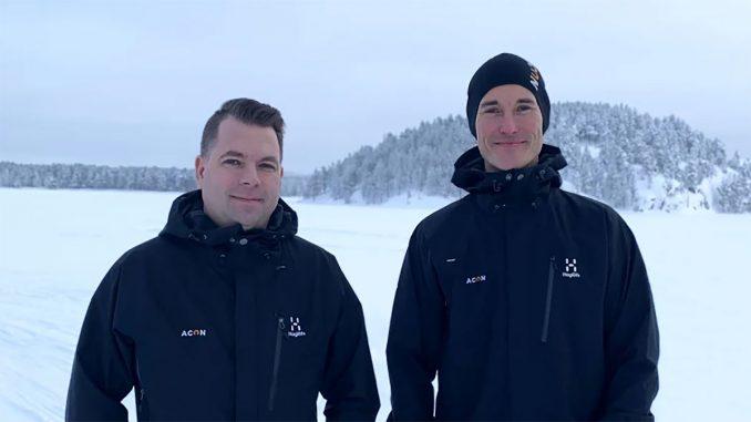 Johannes Jaxow, delägare Acon tillsammans med Johan Bålhammar, VD Acon.