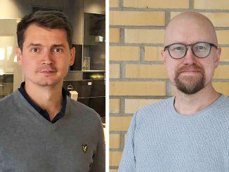 Petter Kyösti och Mats Johansson