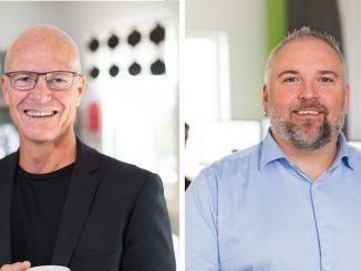 Tommy Eriksson och Andreas Lindahl, Teknikhuset.