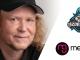 Bilden visar Zordix VD, Matti Larsson och Zordix logotype samt Merge Games Logotype.